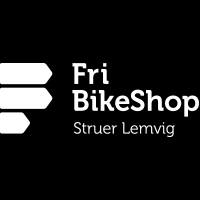 Fri bikeshop m sort baggr